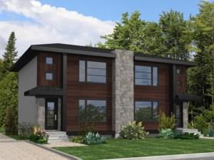 21851219 - Cottage-jumelé à vendre