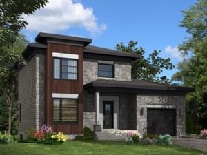 17147909 - Maison à étages à vendre