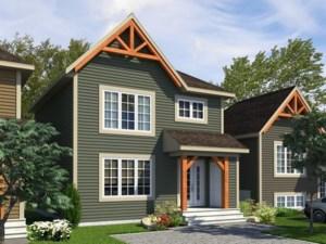 20116498 - Maison à étages à vendre
