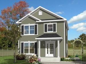 20677792 - Maison à étages à vendre