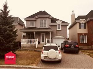 13805544 - Maison à étages à vendre