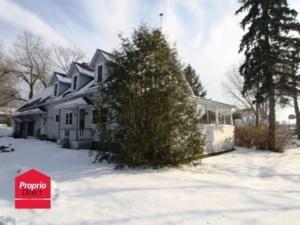 14865683 - Maison à 1 étage et demi à vendre