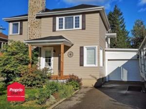22190188 - Maison à étages à vendre