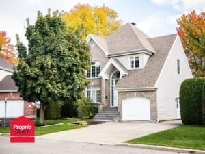 11116426 - Maison à étages à vendre