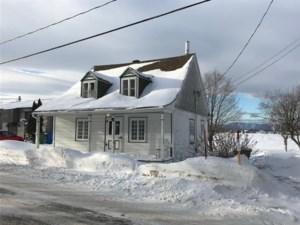 9839094 - Maison à 1 étage et demi à vendre