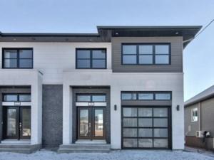 25007457 - Cottage-jumelé à vendre