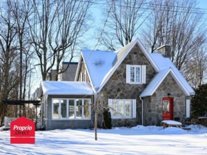 14038551 - Maison à étages à vendre