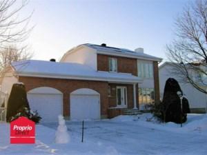 21704913 - Maison à étages à vendre
