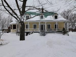 14509943 - Maison à 1 étage et demi à vendre
