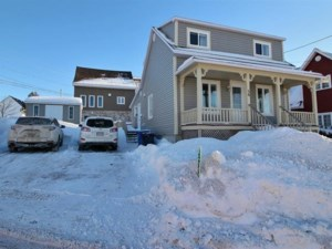 26070050 - Maison à 1 étage et demi à vendre