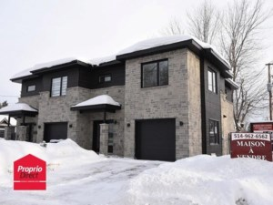 22116521 - Cottage-jumelé à vendre