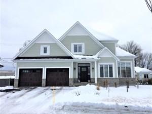 14580831 - Maison à étages à vendre