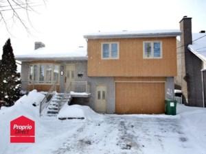 22473989 - Maison à 1 étage et demi à vendre