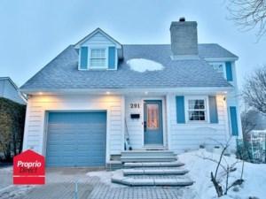 21286124 - Maison à étages à vendre