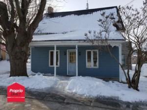 26191681 - Maison à 1 étage et demi à vendre