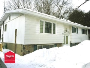 16050104 - Maison à 1 étage et demi à vendre