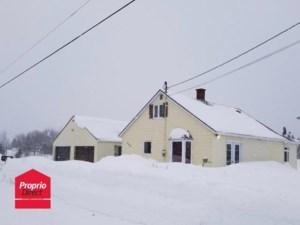 20149925 - Maison à 1 étage et demi à vendre