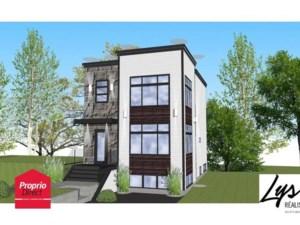 20252724 - Maison à étages à vendre
