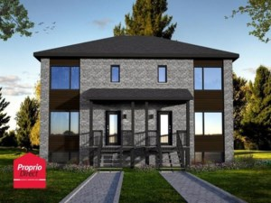 19661648 - Cottage-jumelé à vendre