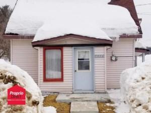 13101617 - Maison à 1 étage et demi à vendre