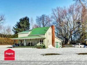 15058791 - Maison à 1 étage et demi à vendre