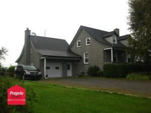 13212997 - Maison à 1 étage et demi à vendre