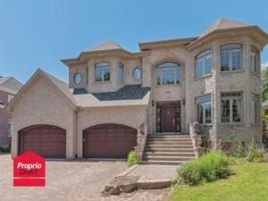 21244227 - Maison à étages à vendre