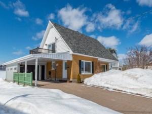 24731278 - Maison à 1 étage et demi à vendre