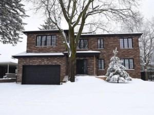 26509816 - Maison à étages à vendre