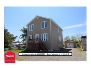 21776487 - Maison à étages à vendre