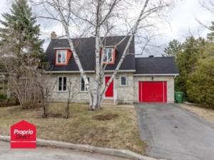18714472 - Maison à étages à vendre
