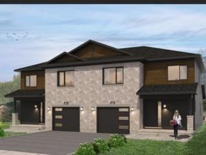 25328777 - Cottage-jumelé à vendre