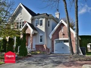 18442990 - Maison à étages à vendre