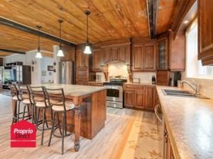 20247391 - Maison à 1 étage et demi à vendre