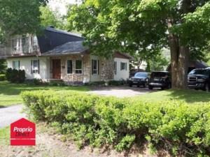 24927626 - Maison à 1 étage et demi à vendre