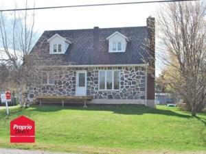 19334835 - Maison à 1 étage et demi à vendre