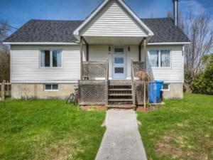 25563478 - Maison à 1 étage et demi à vendre
