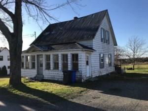 11380972 - Maison à 1 étage et demi à vendre