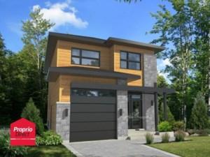 10562708 - Maison à étages à vendre