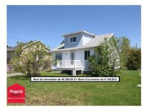 15550249 - Maison à 1 étage et demi à vendre