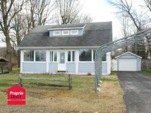 17155537 - Maison à 1 étage et demi à vendre