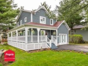 14076480 - Maison à étages à vendre