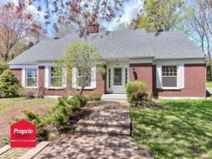 21766614 - Maison à étages à vendre