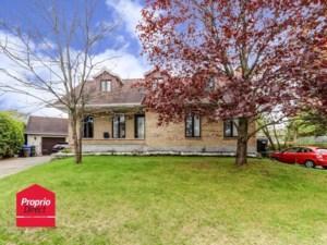 23507053 - Maison à 1 étage et demi à vendre