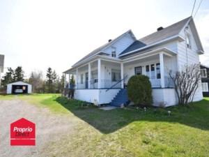 24037555 - Maison à 1 étage et demi à vendre