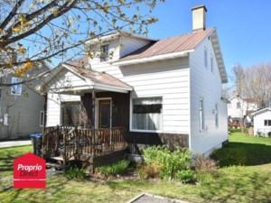 23088800 - Maison à 1 étage et demi à vendre