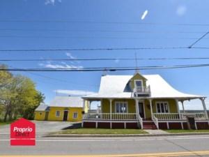 15727166 - Maison à 1 étage et demi à vendre