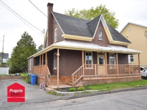 17008223 - Maison à 1 étage et demi à vendre