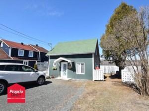 12395839 - Maison à 1 étage et demi à vendre