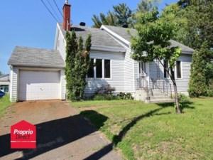 13082899 - Maison à 1 étage et demi à vendre